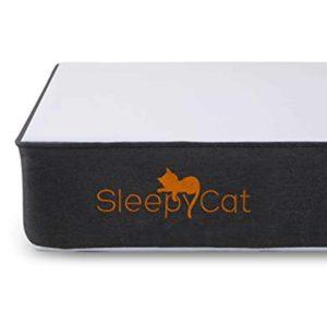 SleepyCat – Gel Memory Foam Mattress