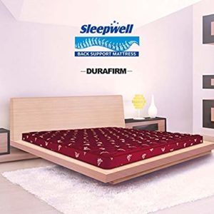 Sleepwell Enovation Best Mattress In India
