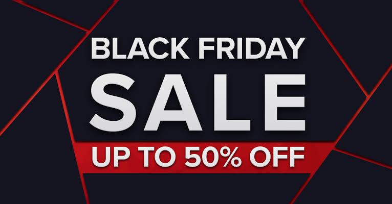 Black Friday sale amazon India