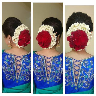 Best and Unique Silk Saree Blouse Design to help you to stand out 3