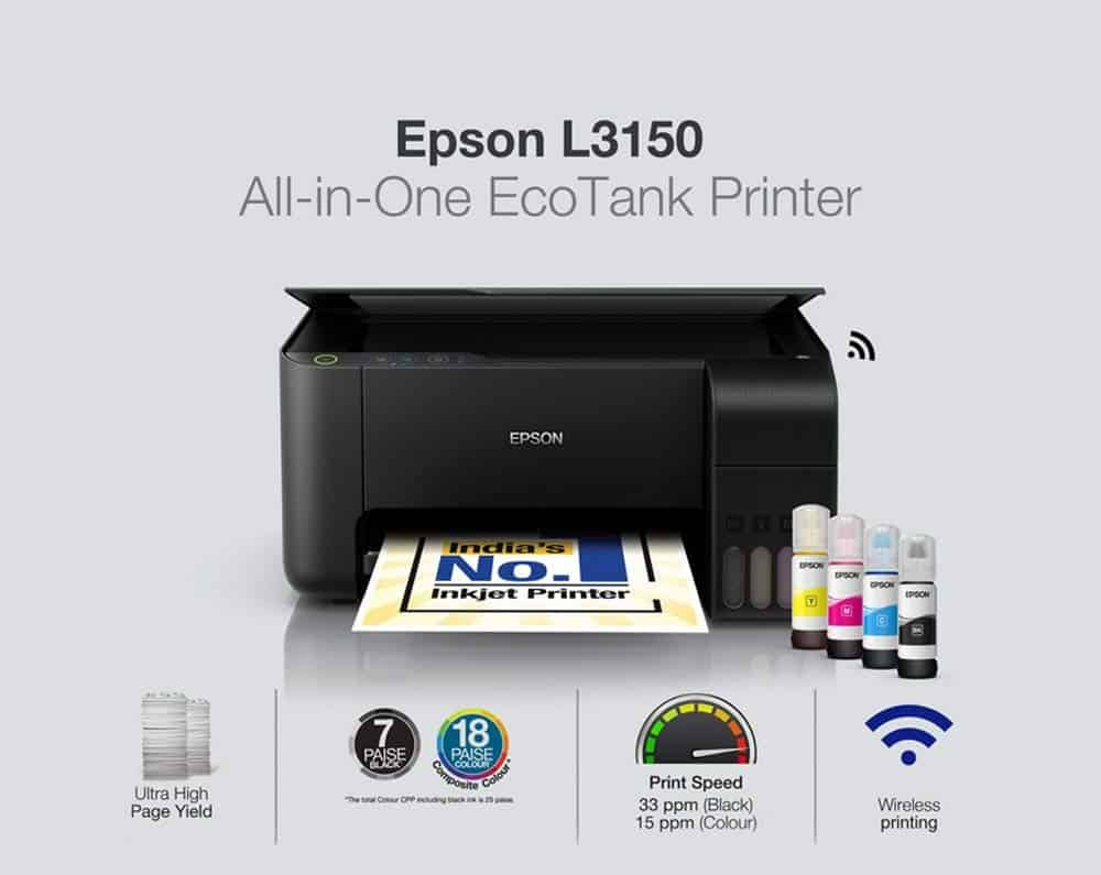 Best Ink Tank Printer for home use