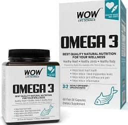 Best Omega 3 capsules In India