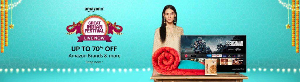 Amazon Great Indian Festival 2021 Sale Goes Live: Best Deals 8