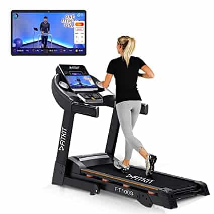 Fitkit best treadmill under 30000